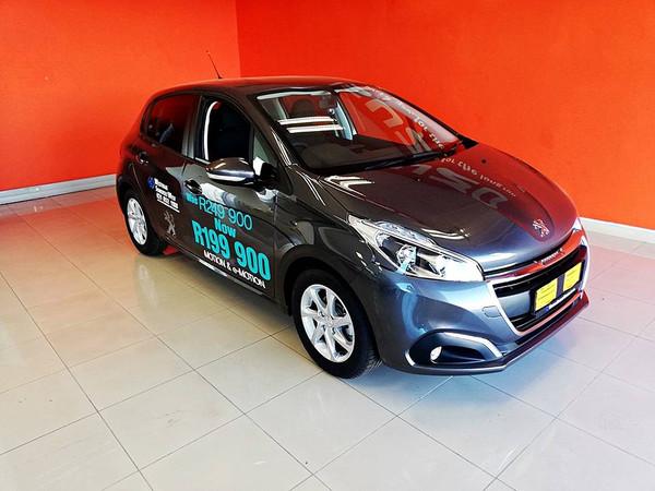 2020 Peugeot 208 Active 1.2 Puretech 5-Door Western Cape Somerset West_0