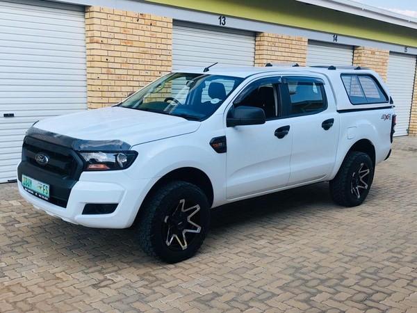 2017 Ford Ranger 2.2TDCi XL 4X4 Double Cab Bakkie Free State Bloemfontein_0
