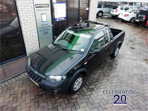 2007 Fiat Strada 1.4 Xs Pu Sc  Eastern Cape Port Elizabeth_0