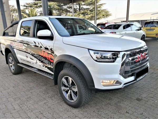 2020 JAC T8 1.9TDi LUX 4X4 Double Cab Bakkie Mpumalanga Ermelo_0