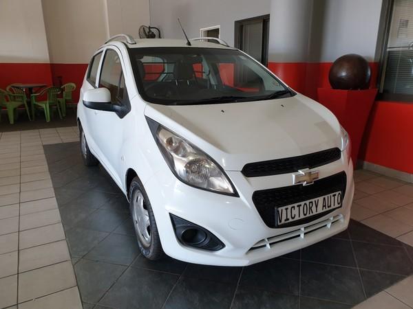 2014 Chevrolet Spark Pronto 1.2 FC Panel van Western Cape Brackenfell_0