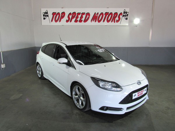 2013 Ford Focus 2.0 Gtdi St1 5dr  Gauteng Vereeniging_0