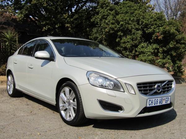 2013 Volvo S60 T3 Essential  Gauteng Randburg_0