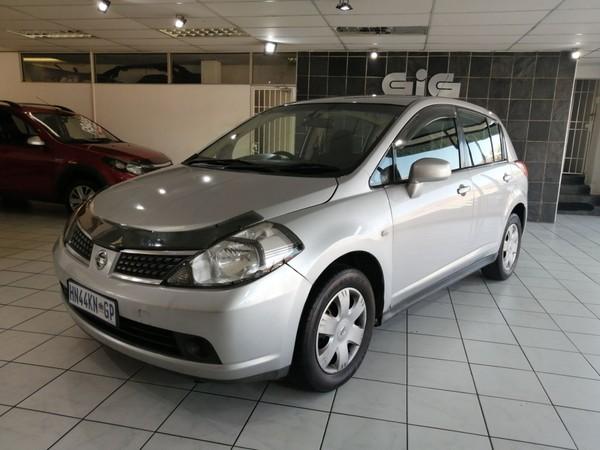 2007 Nissan Tiida 1.6 Visia  MT Hatch Gauteng Edenvale_0