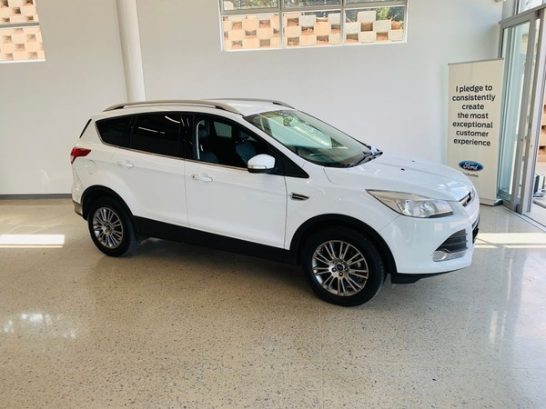 2013 Ford Kuga 1.6 Ecoboost Trend Mpumalanga White River_0