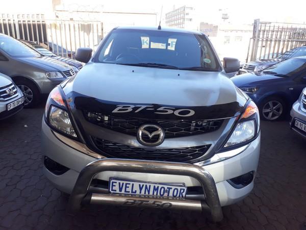 2014 Mazda BT-50 2.2 TDi SLX PU FCAB Gauteng Johannesburg_0