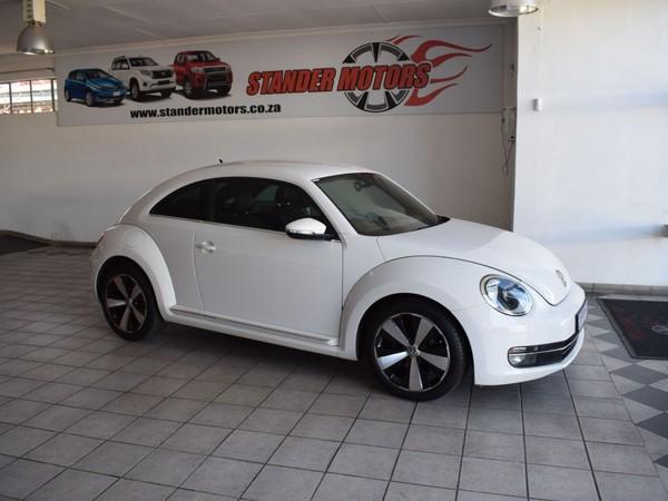 2014 Volkswagen Beetle 1.2 Tsi Design  Gauteng Nigel_0