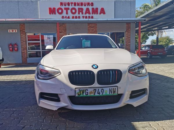 2013 BMW 1 Series M135i 5dr Atf20  North West Province Rustenburg_0