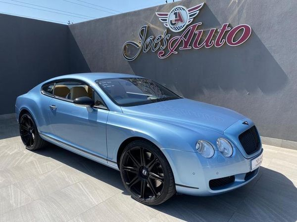 2006 Bentley Continental Gt  Gauteng Vereeniging_0