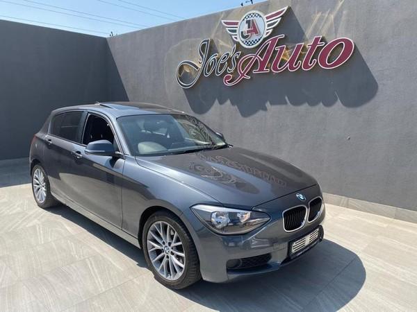 2014 BMW 1 Series 118i 5dr f20  Gauteng Vereeniging_0