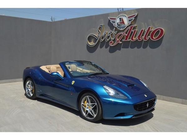2010 Ferrari California  Gauteng Vereeniging_0