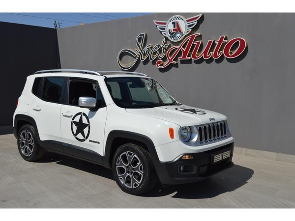 2016 Jeep Renegade 1.4 Tjet LTD Gauteng Vereeniging_0