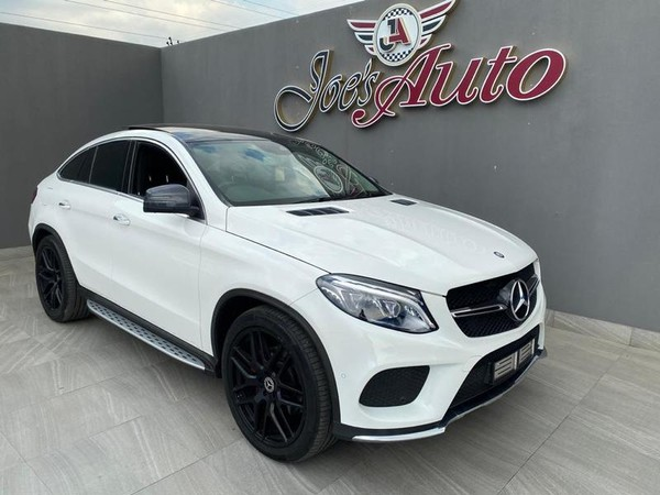 2017 Mercedes-Benz GLE-Class 350d 4MATIC Gauteng Vereeniging_0