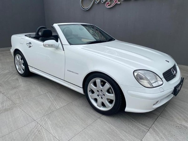 2000 Mercedes-Benz SLK-Class Slk 200 Kompressor At  Gauteng Vereeniging_0