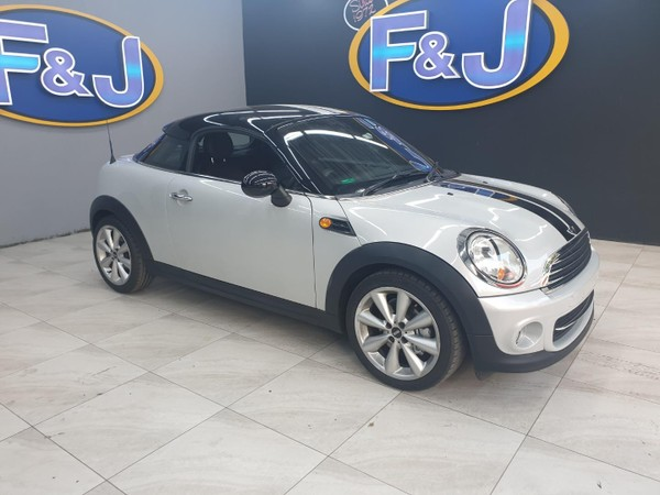 2013 MINI Cooper Coupe sx12  Gauteng Vereeniging_0
