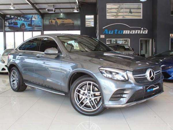 2017 Mercedes-Benz GLC COUPE 250d AMG Gauteng Kyalami_0
