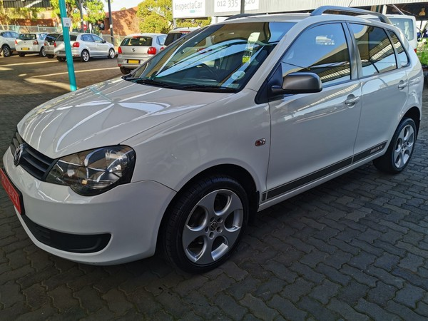 2014 Volkswagen Polo Vivo GP 1.6 MAXX 5-Door Gauteng Pretoria_0
