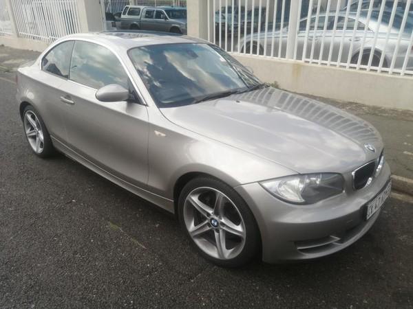 2009 BMW 1 Series 120d Coupe Sport  Gauteng Rosettenville_0