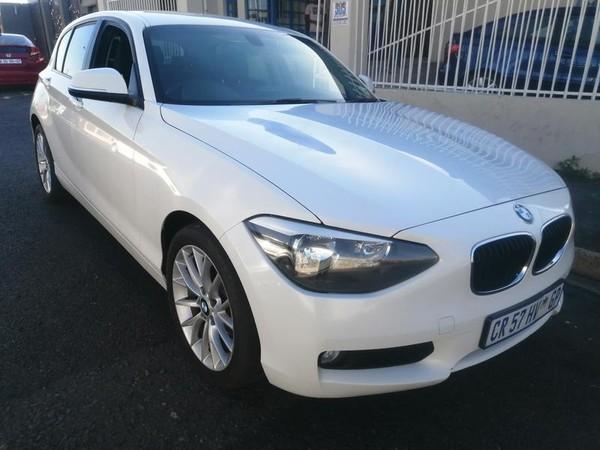 2013 BMW 1 Series 116i 5dr At f20  Gauteng Rosettenville_0