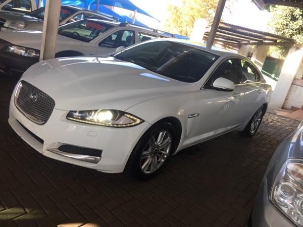 2012 Jaguar XF 3.0 V6 Premium Luxury  Gauteng Bramley_0