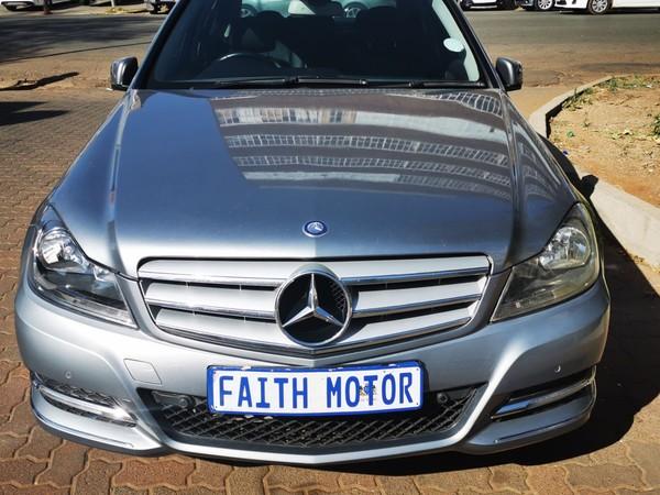 2012 Mercedes-Benz C-Class C180 Be Estate Avantgarde At  Gauteng Johannesburg_0