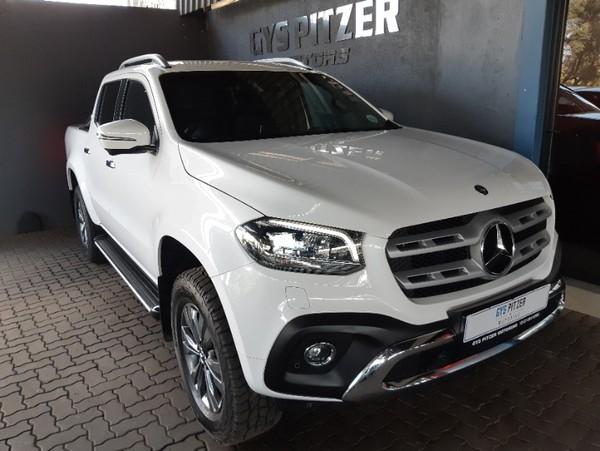 2018 Mercedes-Benz X-Class X250d 4x4 Power Auto Gauteng Pretoria_0