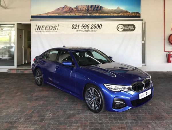2019 BMW 3 Series 320D M Sport Launch Edition Auto G20 Western Cape Goodwood_0