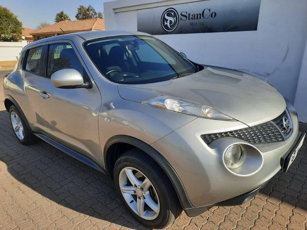 2012 Nissan Juke 1.6 Acenta  Mpumalanga Standerton_0
