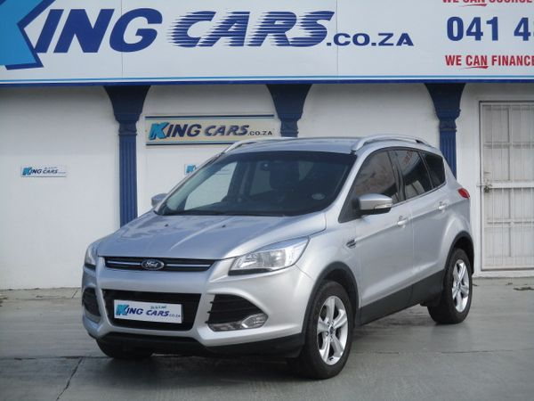 2013 Ford Kuga 1.6 Ecoboost Ambiente Eastern Cape Port Elizabeth_0