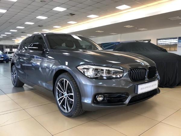 2019 BMW 1 Series 118i Edition Sport Line Shadow 5-Door Auto F20 Gauteng Kempton Park_0