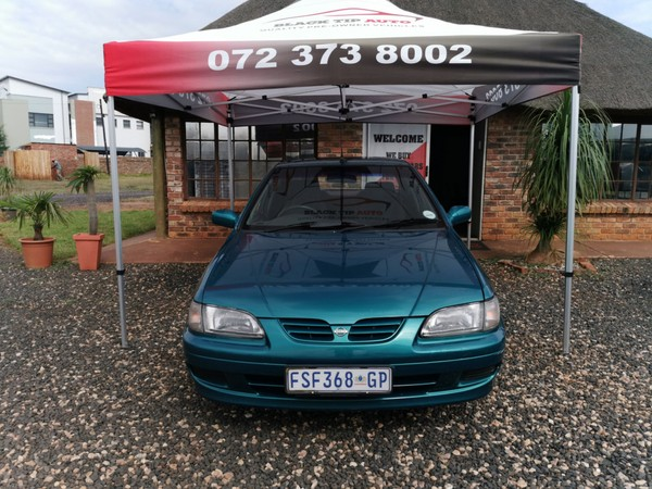 1998 Nissan Sentra 160 Gsi Ac  Gauteng Pretoria_0