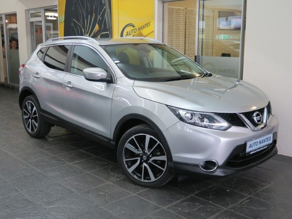 2014 Nissan Qashqai 1.6 dCi Acenta Auto Western Cape Paarl_0