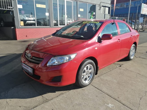 2007 Toyota Corolla 1.4i Professional....Family Car....Excellant Buy Kwazulu Natal Durban_0
