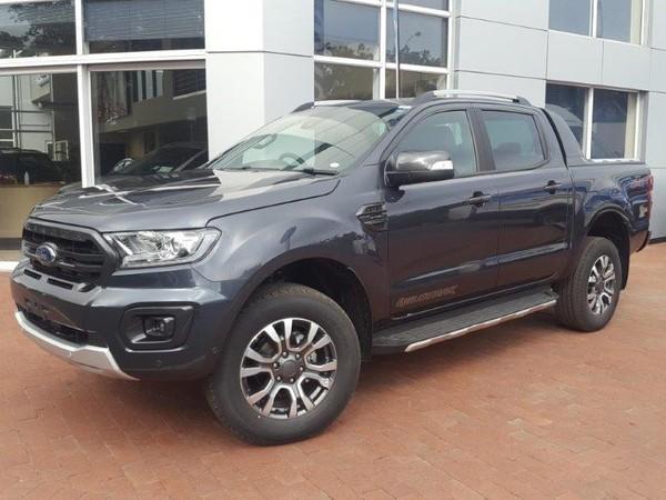 2020 Ford Ranger 2.0TDCi WILDTRAK 4X4 Auto Double Cab Bakkie Western Cape Cape Town_0