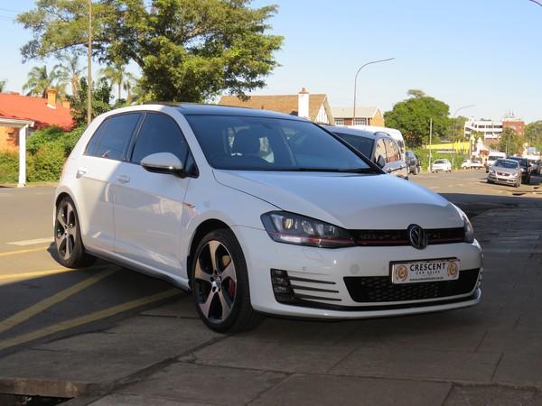 2013 Volkswagen Golf VII GTi 2.0 TSI DSG Performance Kwazulu Natal Pietermaritzburg_0