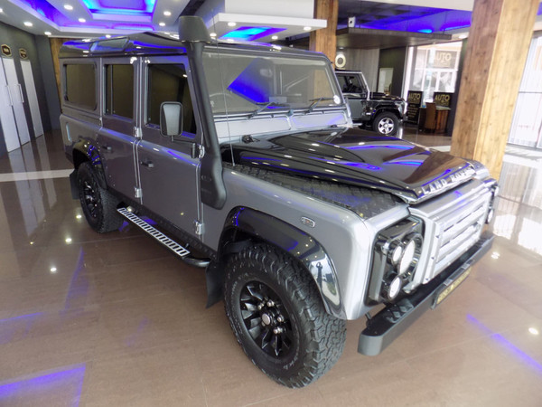 2013 Land Rover Defender 110 2.2d Sw RAW Ltd  LM7 5.7 v8 Western Cape Stellenbosch_0
