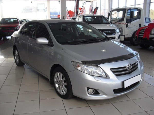 2010 Toyota Corolla 2.0 D-4d Exclusive  Free State Bloemfontein_0