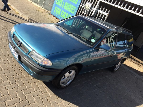 1997 Opel Astra 160i Estate Ac  Gauteng Bramley_0