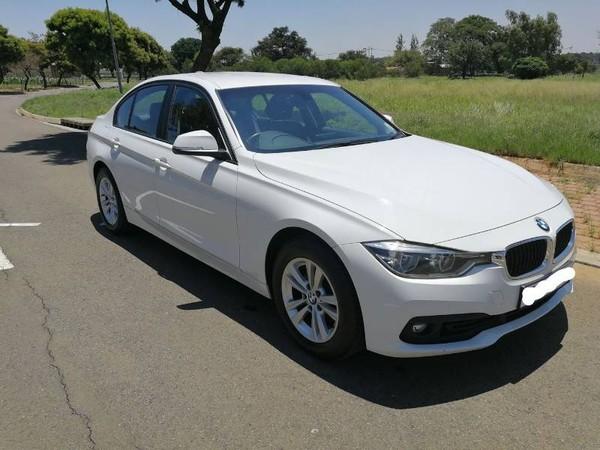 2018 BMW 3 Series 318i Auto Gauteng Sandton_0