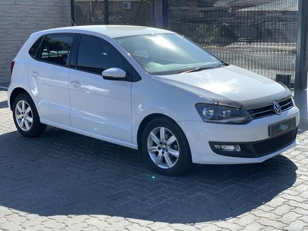 2014 Volkswagen Polo 1.6 Comfortline Tip 5dr  Gauteng Johannesburg_0