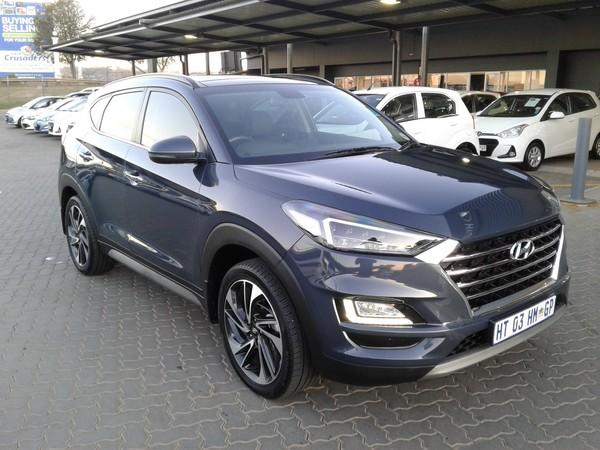 2018 Hyundai Tucson 2.0 CRDi ELITE AT Gauteng Roodepoort_0