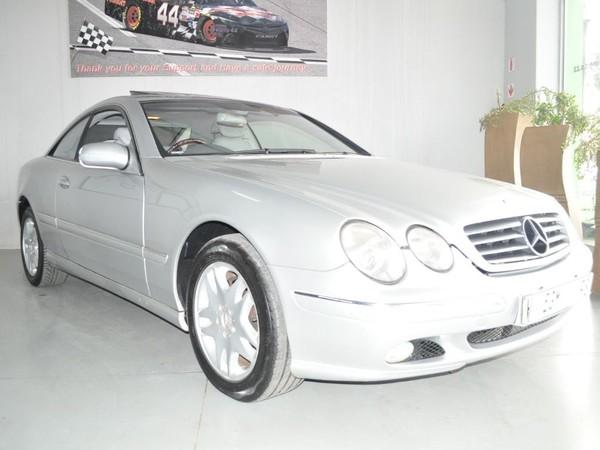 2001 Mercedes-Benz CL-CLass Cl 500  Free State Bloemfontein_0