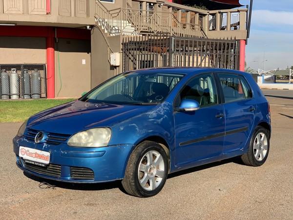2005 Volkswagen Golf 1.9 Tdi Comfortline  Gauteng Brakpan_0