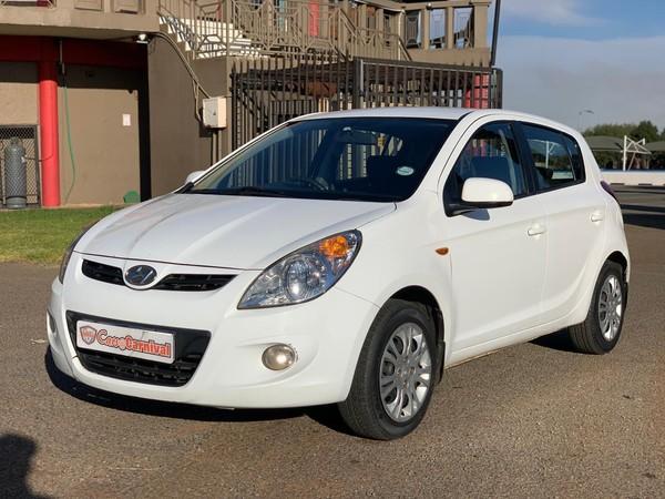 2011 Hyundai i20 1.4 Fluid  Gauteng Brakpan_0