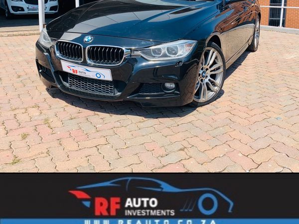 2013 BMW 3 Series 320i M Sport Line At f30  Gauteng Sandton_0
