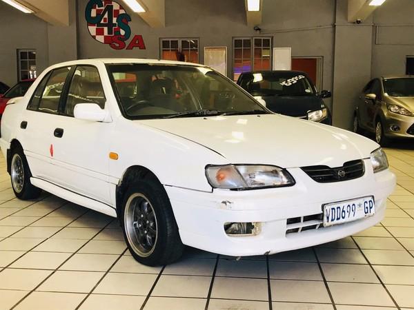 2000 Nissan Sentra 140 Gxi Ac  Gauteng Springs_0