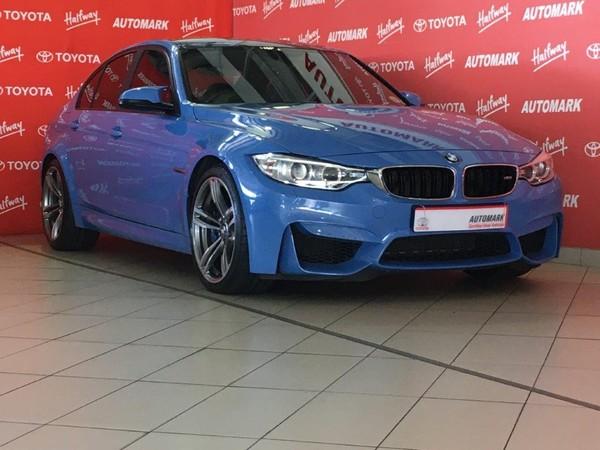 2014 BMW M3 M-DCT Gauteng Sandton_0
