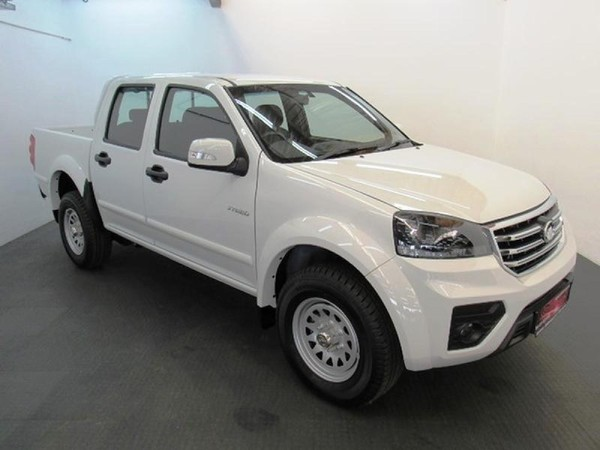 2020 GWM Steed 5 2.0 VGT SX Single Cab Bakkie Gauteng Edenvale_0