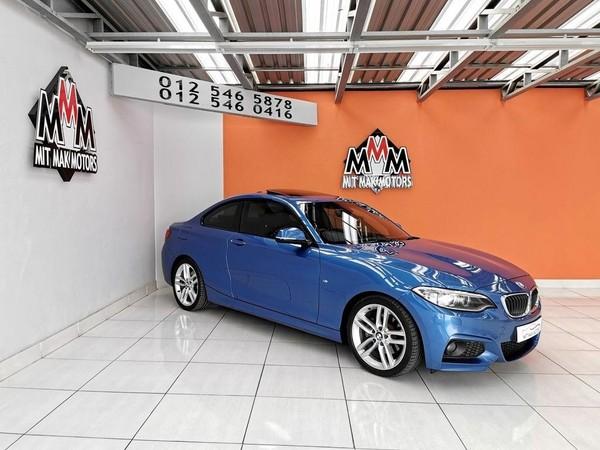 2014 BMW 2 Series 220i M Sport Auto Gauteng Pretoria_0