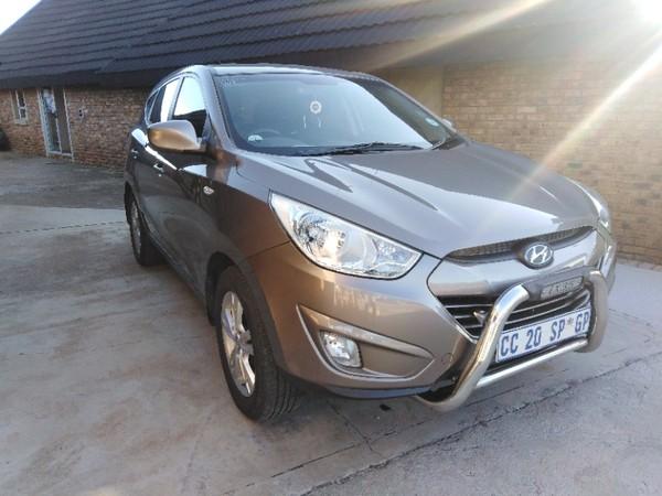 2012 Hyundai iX35 2.0 Gl  Gauteng Kempton Park_0